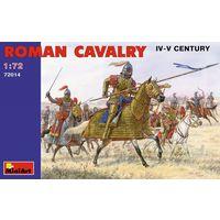 Римская кавалерия IV-V в. Mini Art 1/72