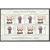 2004 Румыния Керамические фигурки Кувшин кб