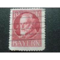 Бавария 1916 король Людвиг 3