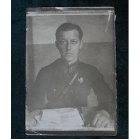 Фото помощника командира полка 30-е годы.