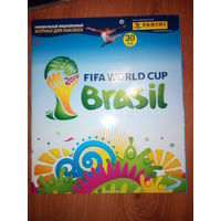 Журнал для наклеек Чемпионат Мира (World Cup 2014)