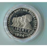 1 доллар.1994г.