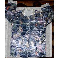 Рубашка пижамная. Размер 48-52.