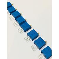 Резистор подстроечный 3296W-105  (1M) (( цена за 5 штук 2 р )) Потенциометр 1 МОм