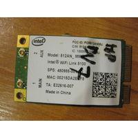 HP DV7 модуль wifi 480985-001