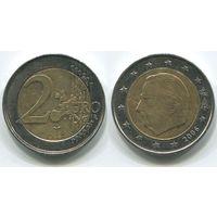 Бельгия. 2 евро (2006)