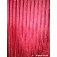 Отрез ткани бордово красного цвета 1.5*10м