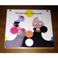 Pet Shop Boys - Greatest Hits 2016 (2xAudio CD) Digipak