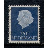Марка Нидерланды 25с стандарты