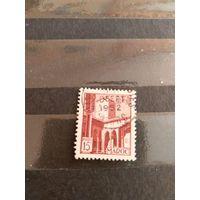 1949 французская колония Марокко архитектура (2-12)