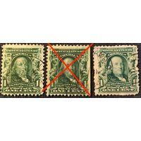 ЦІКАВІЦЬ АБМЕН! 1902 WASHINGTON 1 цэнт