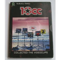 10cc - Collected - The Videoclips (2008, DVD-5)