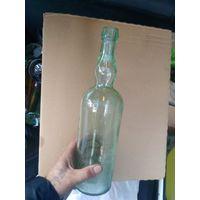 Старые довоенные бутылки