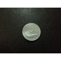 5 лир 1953 R