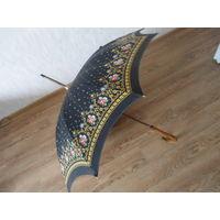 Зонтик антикварный. винтаж.