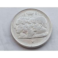 KM# 139.1 100 FRANCS (100 Frank) 18.0000 g., 0.8350 Silver 0.4832 oz. ASW, 33 mm.