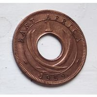 """Британская Восточная Африка 1 цент, 1959 """"KN"""" - Бирмингем 4-11-46"""