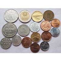 Монеты Европы. Жетон.