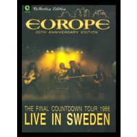 Europe - The final Countdown tour live in Sweden (1986)