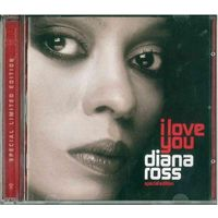 CD+DVD Diana Ross - I Love You (2006)