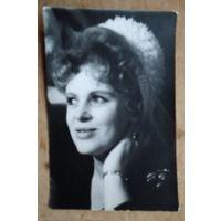 Фото и автограф известной советской и российской актрисы театра и кино Аллы Ларионовой