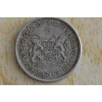 Сьерра-Леоне 5 центов 1984