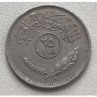 Ирак 25 филсов