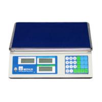 Торговые весы электронные МЕРА 40