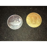 Монеты Исландия