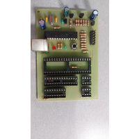Программатор контроллеров microchip (реплика pickit 2)