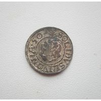 Шиллинг 1650г. Кристина Августа Ваза - Ливония (все с 1 руб.).