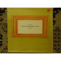 Самуил Фейнберг (ф-но) - И.С. Бах. Хорошо темперированный клавир, части I и II - Мелодия, АЗГ (ч. I), ЛЗГ(ч. II) - 6 пл-к в коробке из под ч. II - записи 1958-1961 гг.