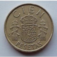 Испания 100 песет. 1982