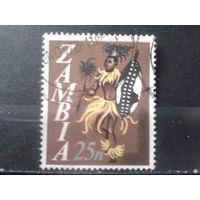 Замбия 1968 Стандарт, абориген
