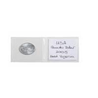 Leuchtturm-кармашки(холдеры) для монет с описанием.