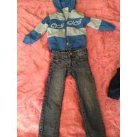 Стильные фирменные джинсы HM 104