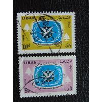 Ливан 1967 г. Туризм.