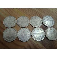 Лот монет