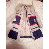 Зимняя куртка Bilemi  р. 116