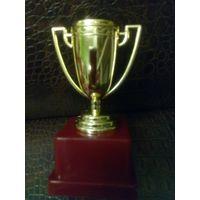 Кубок новый