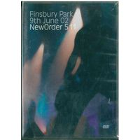 DVD-Video New Order - 5 11 (2002)