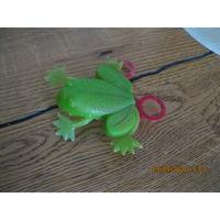 Лягушка попрыгушка ножницы