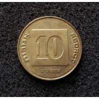 Израиль, 10 агорот 1999