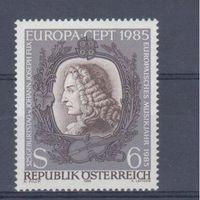 [402] Австрия 1985. Музыка.Европа.EUROPA.
