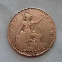 1 пенни, Великобритания 1916 г., Георг V