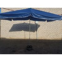 Зонт торговый 2 х 3 , новый , с подставкой