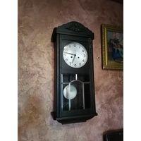 Часы настенные с боем фирмы, Zentra Kienzle, Германия, рабочие.