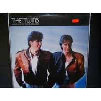 TWINS - Hold On To Your Dreams 87 CBS Holland NM/EX+