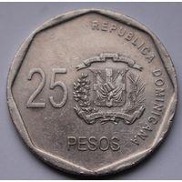 Доминикана, 25 песо 2008 г.