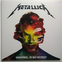 2LP Metallica - Hardwired...To Self-Destruct (2016)